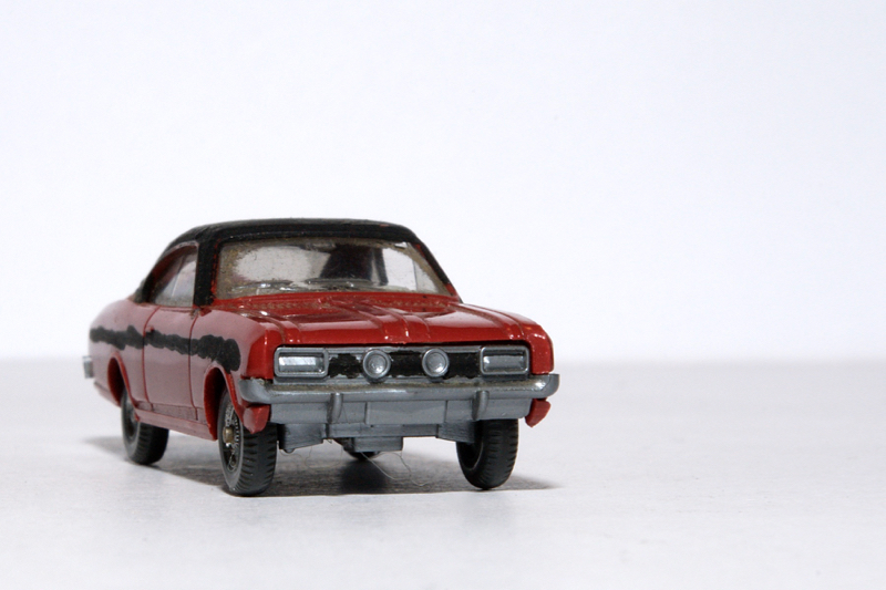 Opel Rekord C Coupe 1700