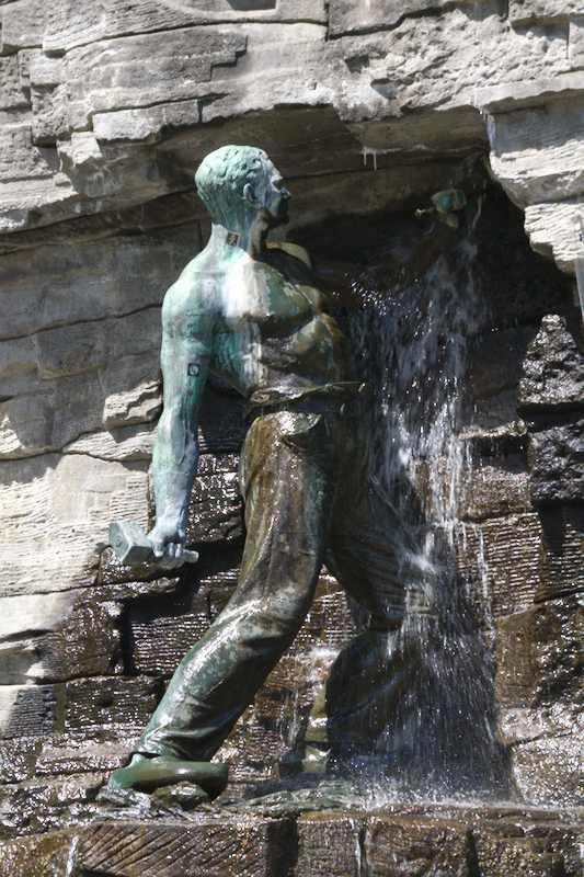 Harmanss-Brunnen