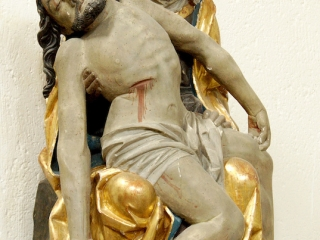 Pieta, Huys, Kloster Huysburg