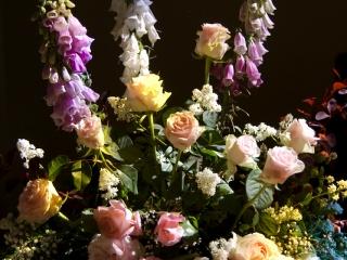 Blumen-Gesteck
