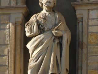 Hl. Petrus, Priesterseminar Osnabrück