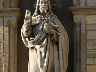 Jesus: Pantokrator, Priesterseminar Osnabrück