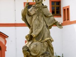 Ostritz, Kloster Marienthal